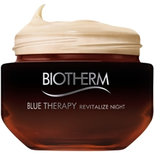 Blue Therapy Revitalize Night Cream