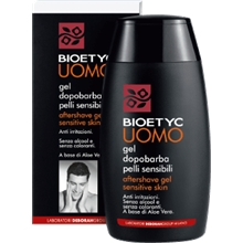 Bioetyc Uomo After Shave Gel Sensitive Skin