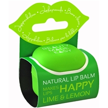 Lime & Lemon Lip Balm Cube