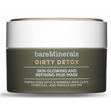 Dirty Detox - Skin Glowing and Refining Mud Mask
