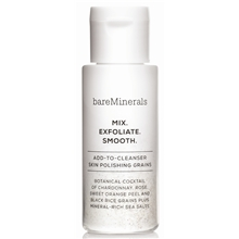 Mix.Exfoliate.Smooth - Add-to-Cleanser Polishing