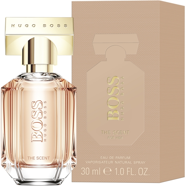 Boss The Scent For Her - Eau de parfum spray (Billede 2 af 3)