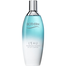 L'Eau <em>The Energizing Fragrance of Lait Corporel</em>