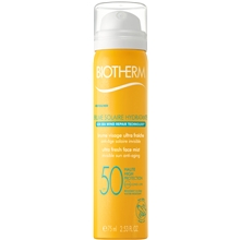 SPF 50 Brume Solaire Hydratante Mist Face