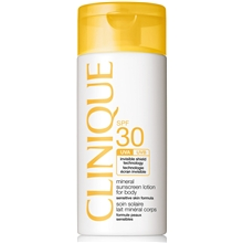 125 ml - Clinique SPF 30 Mineral Sunscreen Lotion