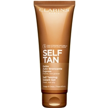 125 ml - Self Tanning Instant Gel
