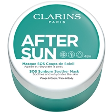 100 ml - After Sun SOS Sunburn Soother Mask