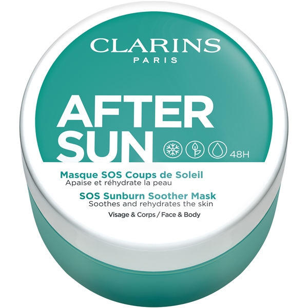 After Sun SOS Sunburn Soother Mask