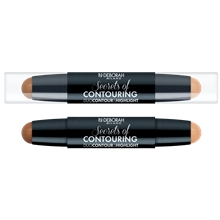 Contouring Duo Conour & Highlight Stick