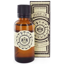 Dear Barber Shave Oil