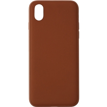Design Letters MyCover iPhone X/XS Cognac