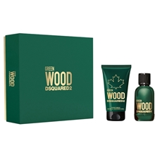 Dsquared2 Wood Pour Homme - Gift Set