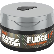 Fudge Matte Hed Mouldable
