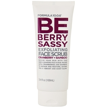 Be Berry Sassy Exfoliating Face Scrub