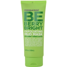 Be Berry Bright Exfoliating Mud Mask