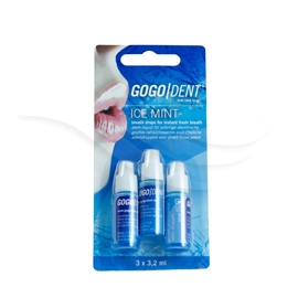 GogoDent Ice Mint Drops