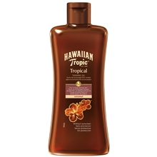 200 ml - Tropical Tanning Oil