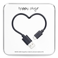 Happy Plugs Micro USB Charge/Sync Cable