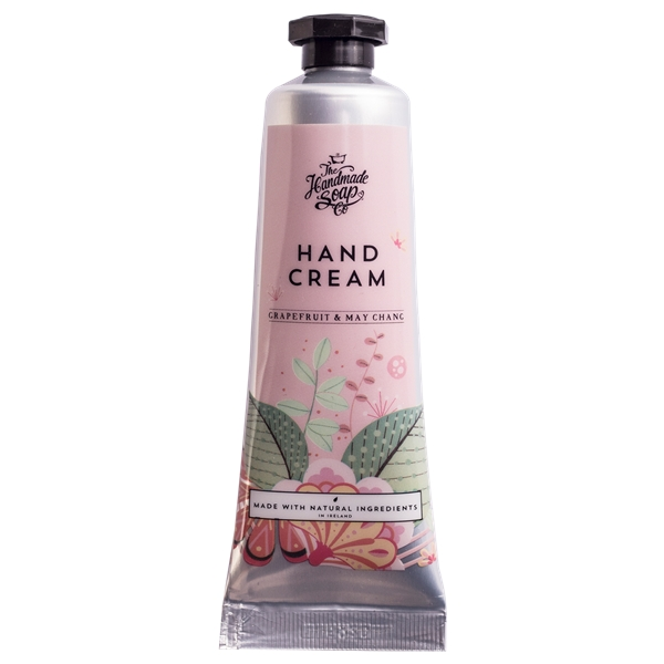 Hand Cream Tube Grapefruit & May Chang