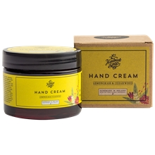 Hand Cream Lemongrass & Cedarwood