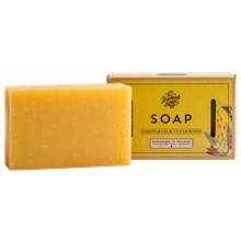 160 gram - Soap Lemongrass & Cedarwood