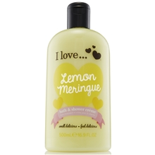 Lemon Meringue Bath & Shower Crème