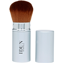 IDUN Retractable Kabuki Brush
