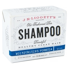 Moisturizing Shampoo Bar