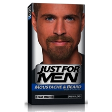 Just For Men Moustache & Beard