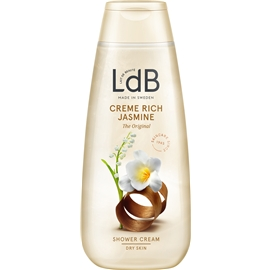 LdB Shower Creme Rich, Jasmine & Shea
