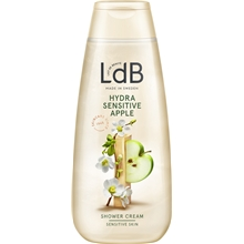 LdB Shower Hydra Sensitive, Apple & Aloe Vera