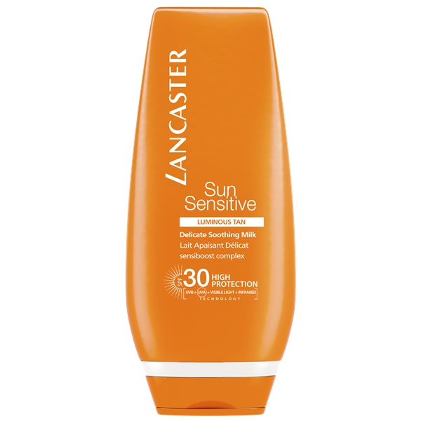 Sun Sensitive Delicate Softening Milk Spf 30