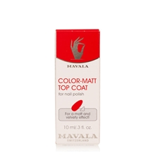Color Matt Top Coat