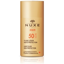 Nuxe Sun Spf 50 - Light Fluid High Protection