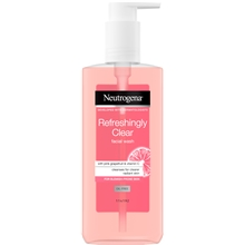 Pink Grapefruit Refreshingly Clear Facial Wash