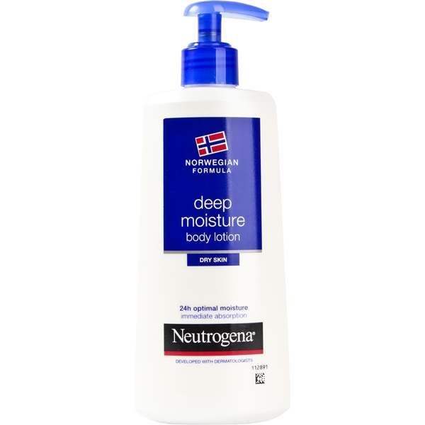Norwegian Formula Body Lotion