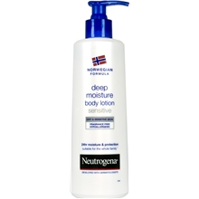 250 ml - Norwegian Formula Body Lotion Sensitive