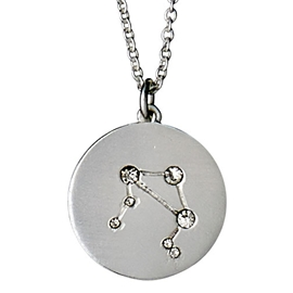73956081047 Libra Horoscope Necklace - Pilgrim - Halskæder | Shopping4net