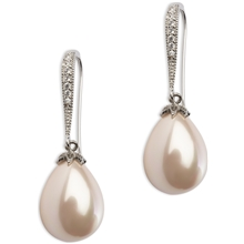 PEARLS FOR GIRLS Queeny Earring Pink