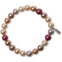 PEARLS FOR GIRLS Norma Bracelet Pink