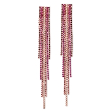 88117-01 BLUSH Shade Earring