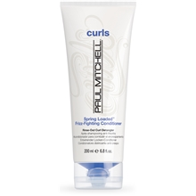 Curls Spring Loaded Frizz Fightning Conditoner