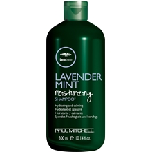Tea Tree Lavender Mint Moisturizing Shampoo