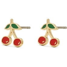 Thrill Earrings Cherry