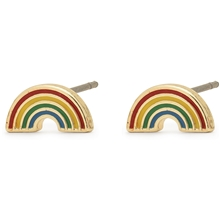 Thrill Earrings Rainbow