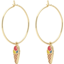 Thrill Earrings Ice Cream