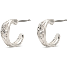 Nadia Earrings Silver