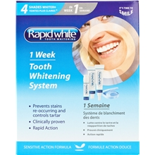 1 Week Teeth Whitening System