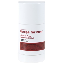 Recipe for Men Deodorant Stick