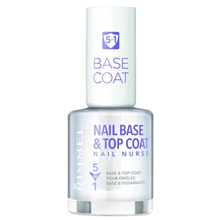 Rimmel Nail Nurse Base & Top Coat 5in1
